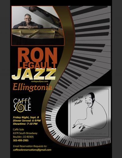 Ron LeGault Jazz