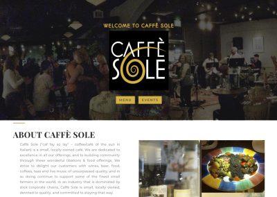 Caffè Sole - Boulder