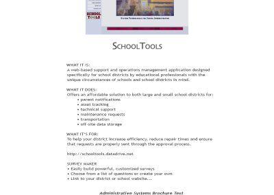 SchoolTools - Fort Worth