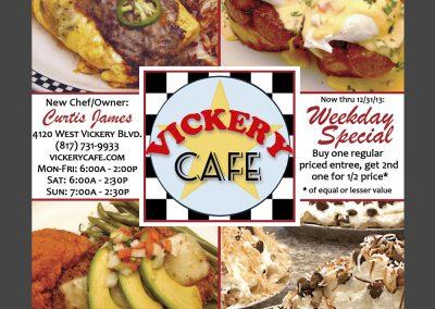 Vickery Cafe
