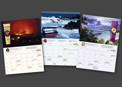 Aloha-calendar