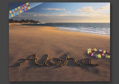 Aloha Beach-lei