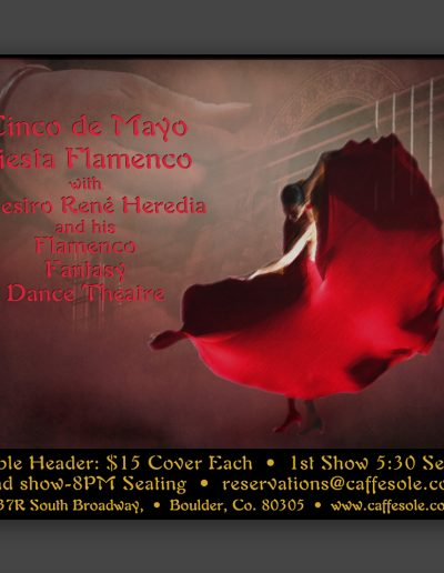 Flamenco Fantasy Dance Theatre