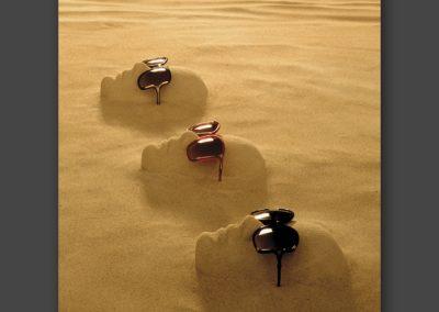 Sandfaces
